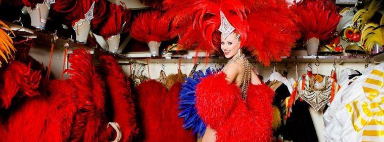 MoulinRouge  Double Genre Caroline Raynal